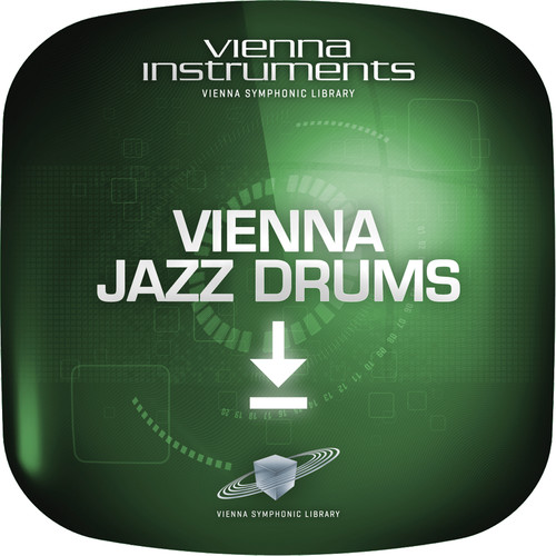 Vienna Symphonic Library Jazz Drums - Vienna Instruments (Standard Library, Download)