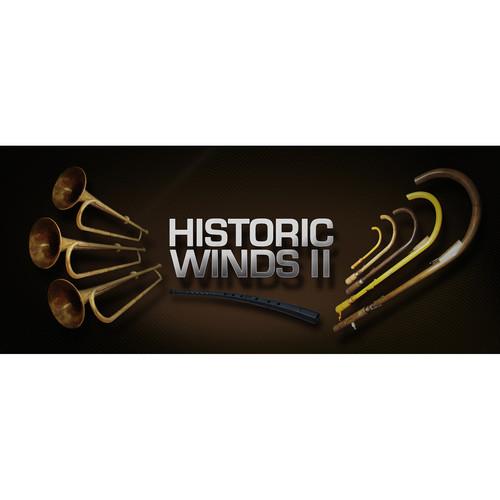 Vienna Symphonic Library Historic Winds II - Vienna Instrument (Download)