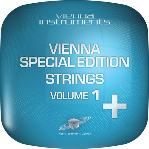 Vienna Symphonic Library Special Edition Strings Volume 1 Plus
