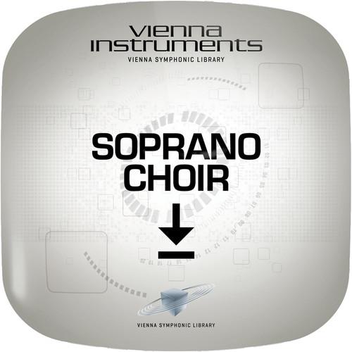 Vienna Symphonic Library Soprano Choir - Vienna Instruments (Standard Library, Download)