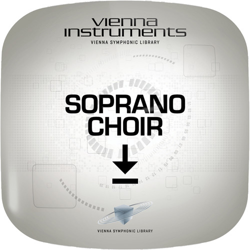 Vienna Symphonic Library Soprano Choir - Vienna Instruments (Standard Library, Download)