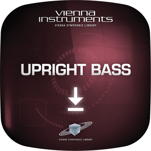 Vienna Symphonic Library Upright Bass - Vienna Instruments (Standard Library, Download)