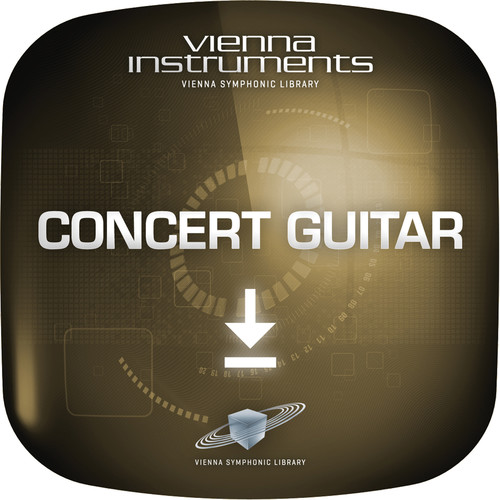 Vienna Symphonic Library Concert Guitar - Vienna Instruments (Standard Library, Download)