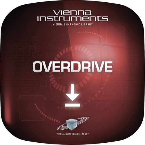 Vienna Symphonic Library Overdrive - Electric Guitar - Vienna Instruments (Full Library, Download)