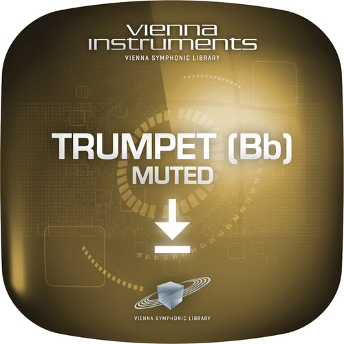 Vienna Symphonic Library Trumpet (Bb) Muted- Vienna Instruments (Standard Library, Download)