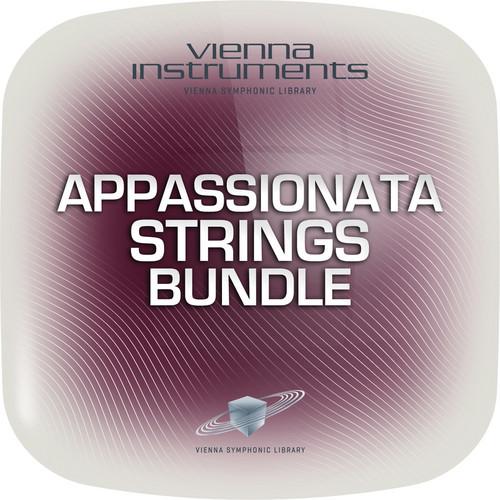 Vienna Symphonic Library Appassionata Strings Bundle - Full Bundle - Vienna Instruments