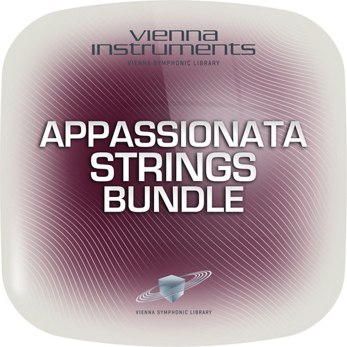Vienna Symphonic Library Appassionata Strings Bundle - Full Bundle - Vienna Instruments