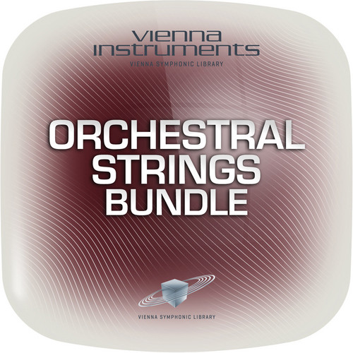 Vienna Symphonic Library Orchestral Strings Bundle - Full Bundle - Vienna Instruments