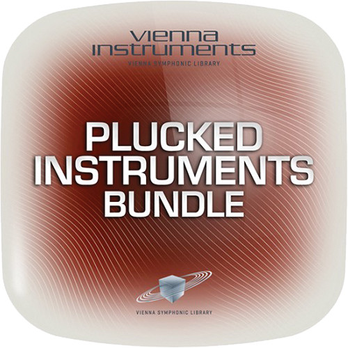 Vienna Symphonic Library Plucked Instruments - Vienna Instrument (Full Library, Download)