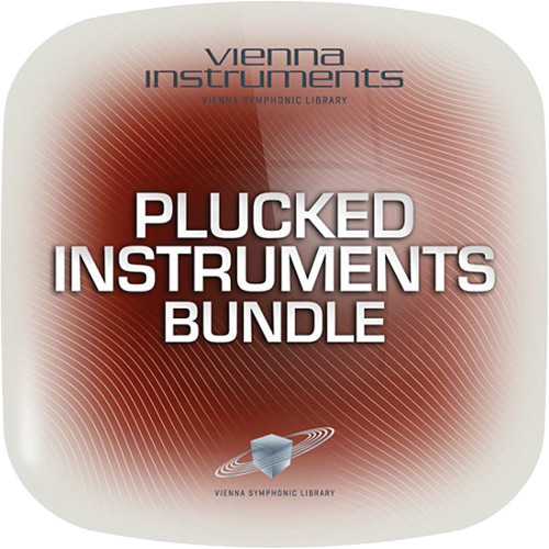 Vienna Symphonic Library Plucked Instruments - Vienna Instrument (Standard Library, Download)