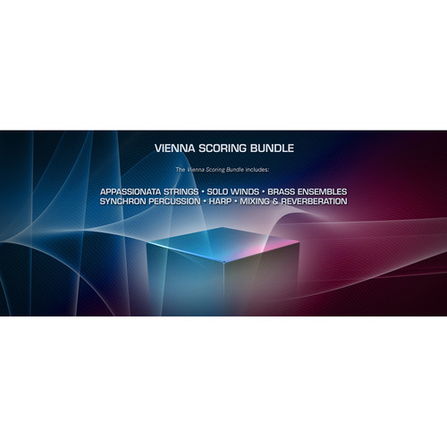 Vienna Symphonic Library Vienna Scoring Bundle (Download)