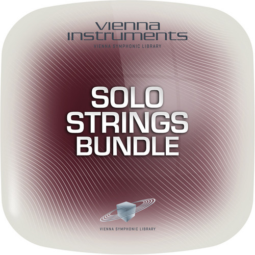Vienna Symphonic Library Solo Strings Bundle - Full Bundle - Vienna Instruments
