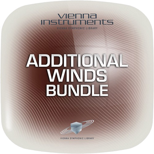 Vienna Symphonic Library Additional Winds Bundle Upgrade to Full Library - Vienna Instrument (Download)
