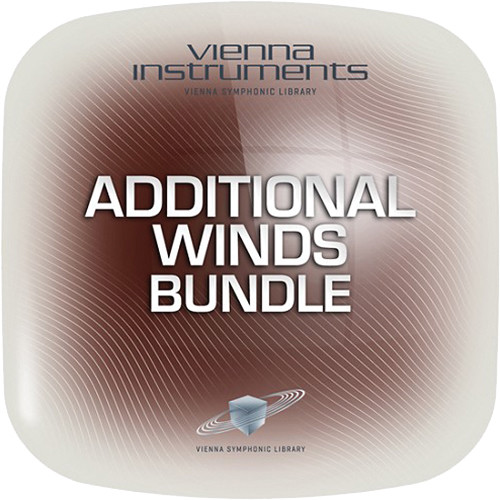 Vienna Symphonic Library Additional Woodwinds Bundle - Vienna Instrument (Full Library, Download)