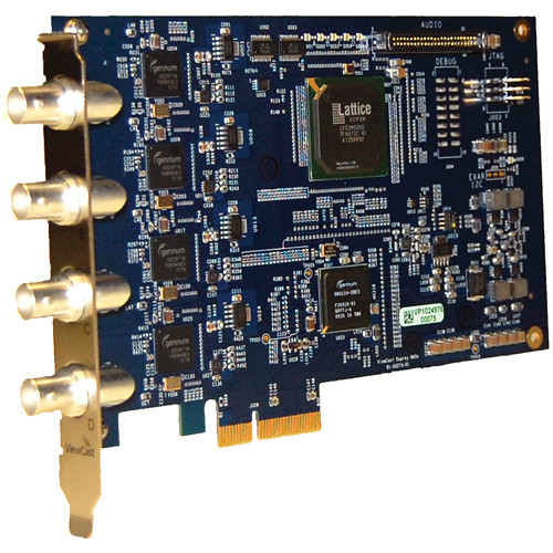 Osprey 845e 4-Channel SDI Video Capture Card