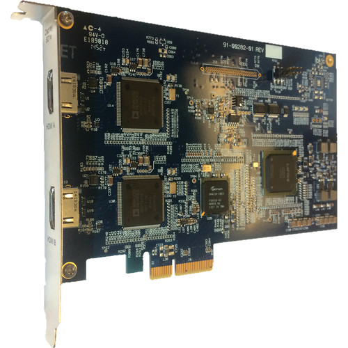 Osprey 821e HDMI Video Capture Card with SimulStream (Dual HDMI Input)