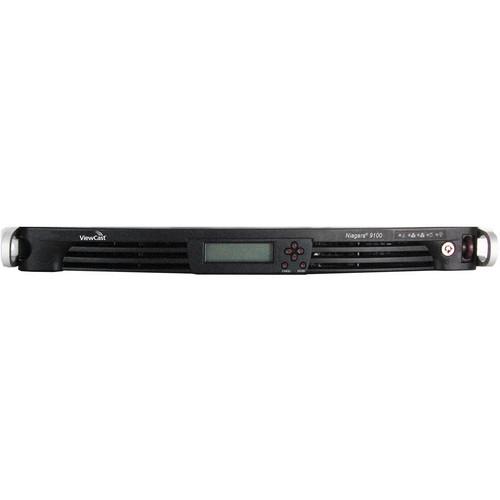 ViewCast Niagara 9100-8AR Analog Encoder with Redundant Power Supply