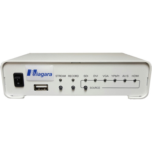 ViewCast Niagara GoStream Mini 100 H.264 Encoder