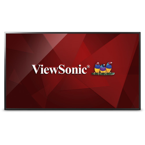 """ViewSonic CDE4302 43"""" Full HD Commercial LED Display"""
