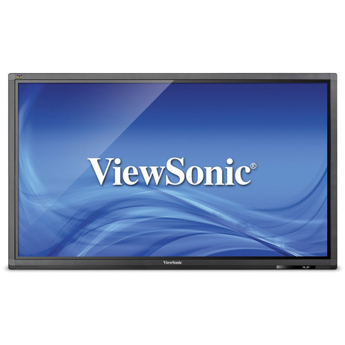 "ViewSonic CDE7051-TL 70"" Full HD Touch Interactive Commercial LED Display"