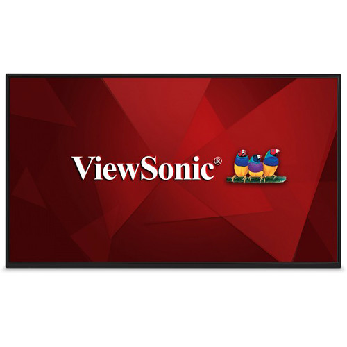 "ViewSonic CDM4300R 43"" 16:9 Large Format Commercial Display"