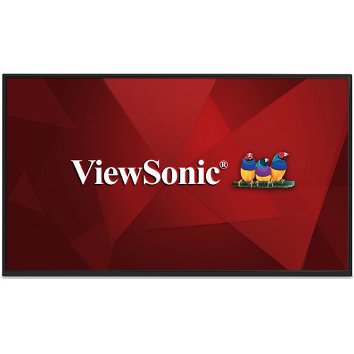 """ViewSonic CDM4900R 49"""" 16:9 Large Format Commercial Display"""