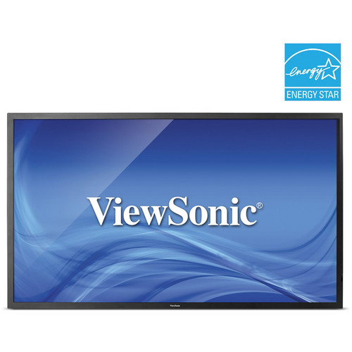 "ViewSonic CDP5560-L 55"" Full HD Commercial LED Display"