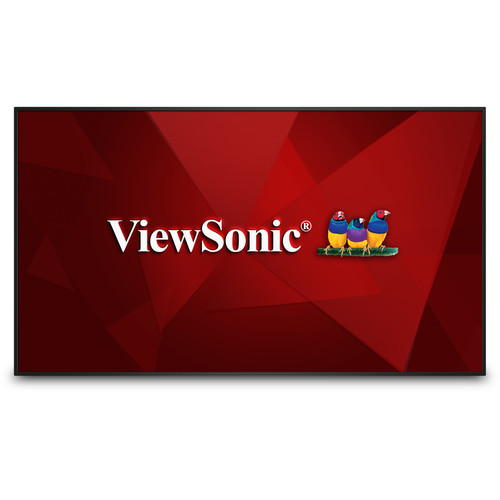 """ViewSonic CDP9800 98"""" Ultra HD Commercial IPS Display"""