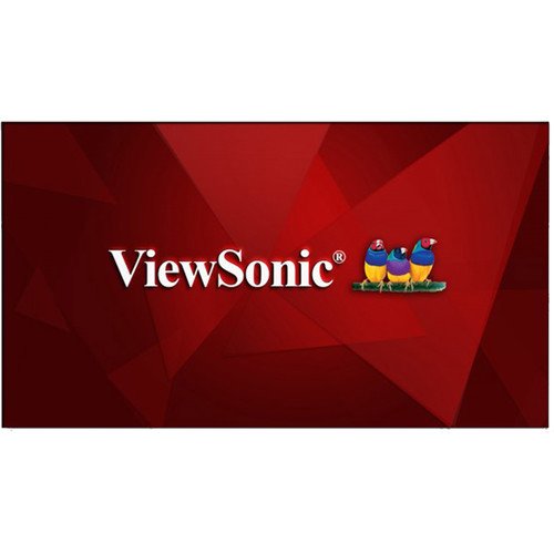 "ViewSonic CDX4952 49"" Full HD LED-Backlit Commercial Display"