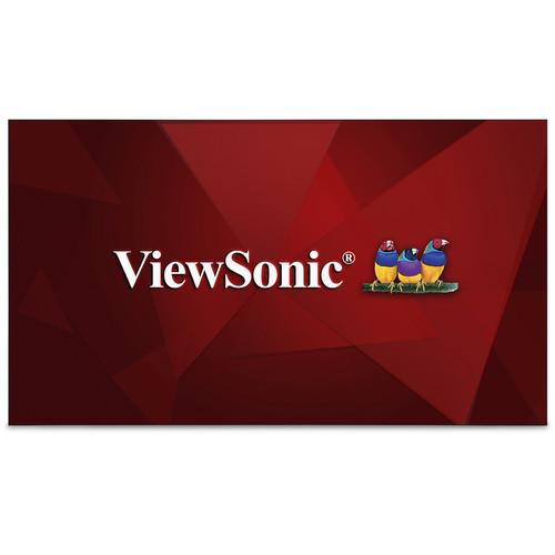 "ViewSonic 55"" Full HD Commercial Display 2x2 Video Wall Bundle (700 cd/m²)"