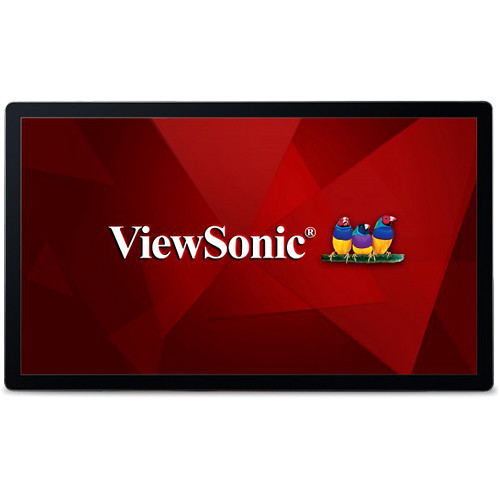 "ViewSonic EP3220T 32"" 10-Point Touch 1080p Interactive Commercial Display"