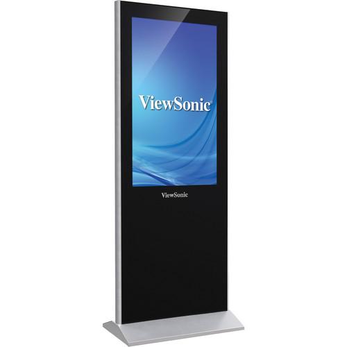 "ViewSonic EP4220 42"" Digital ePoster Free-Standing Display"