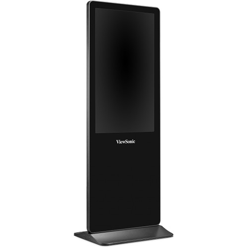 "ViewSonic EP4320 43"" Multimedia Digital ePoster Kiosk"