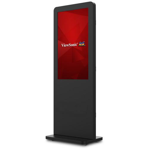 "ViewSonic EP4330T 43"" Class Full HD Touchscreen Smart IPS LED Kiosk"