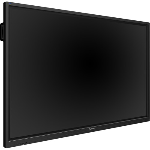 "ViewSonic IFP7500 75"" 4K Commercial LED 20-Point Touchscreen Display"