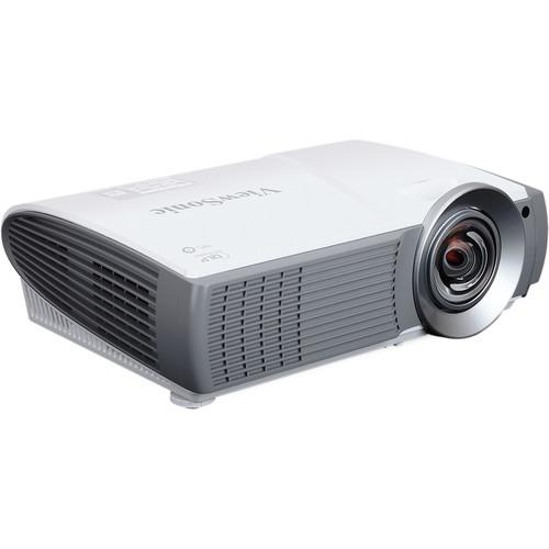 ViewSonic LS620X 3200-Lumen XGA Short Throw Laser DLP Projector