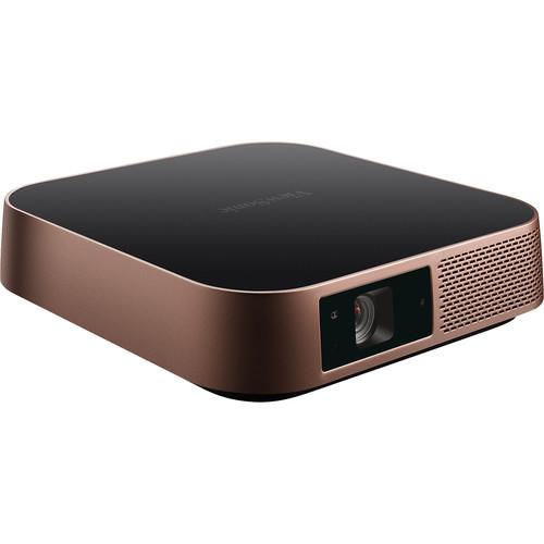ViewSonic M2 1200-Lumen Full HD Smart DLP Projector with Wi-Fi Adapter