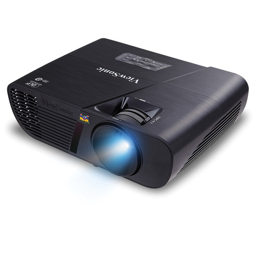 ViewSonic PJD5153 LightStream 3300-Lumen SVGA 3D DLP Projector
