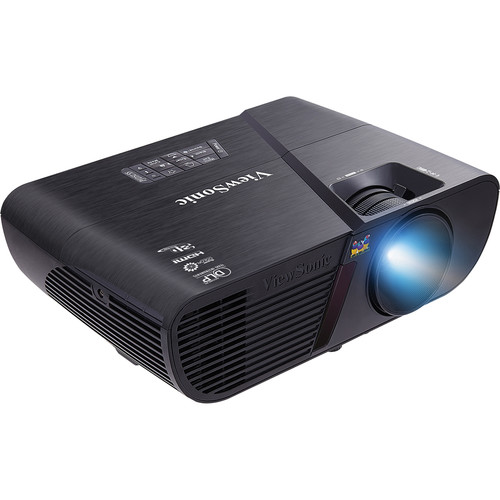 ViewSonic PJD5155 LightStream 3300-Lumen SVGA 3D DLP Projector