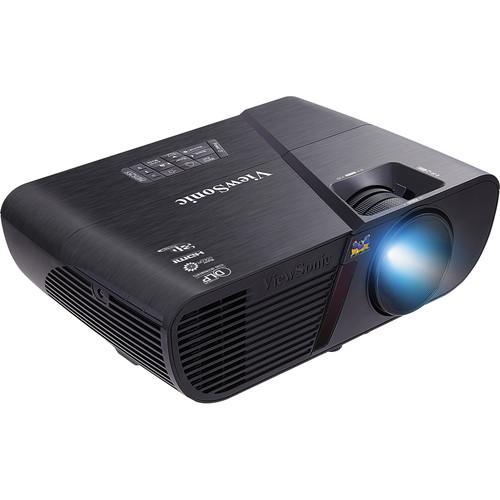 ViewSonic PJD5255 LightStream 3300-Lumen XGA 3D DLP Projector