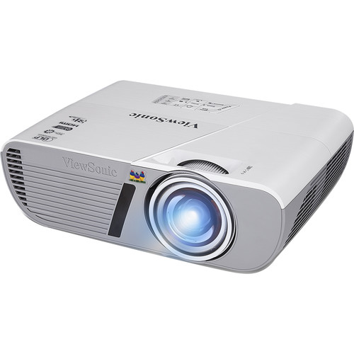ViewSonic PJD5353LS 3200-Lumen XGA Short Throw DLP Projector