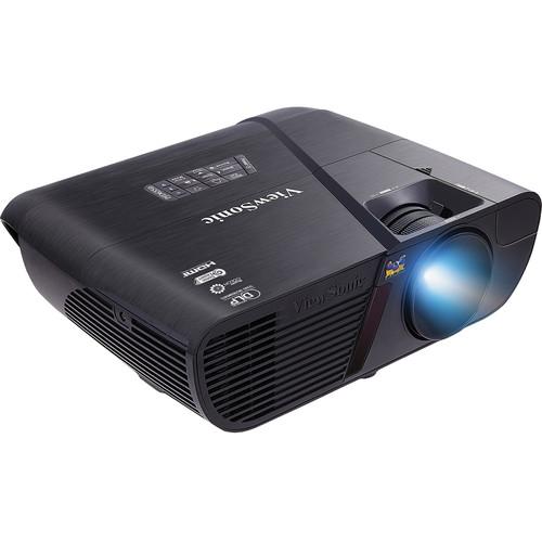 ViewSonic PJD6350 3300L LightStream XGA Networkable Projector (Black)