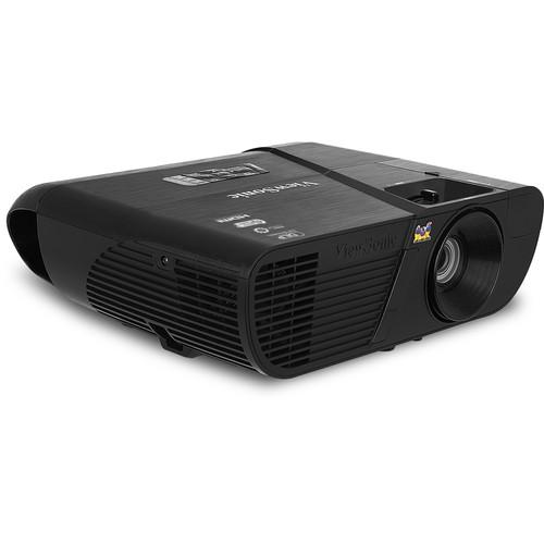ViewSonic PJD6352 3500L LightStream XGA Networkable Projector (Black)