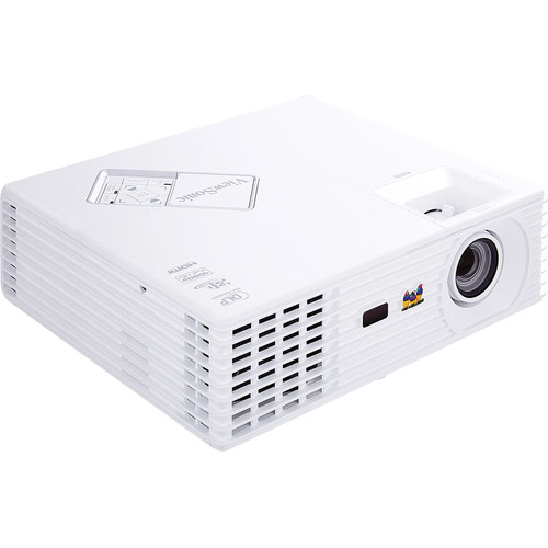 ViewSonic PJD7822HDL Full HD 3D DLP Home Theater Projector