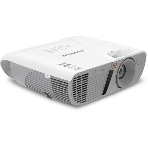 ViewSonic LightStream PJD7828HDL Full HD Home Entertainment Projector