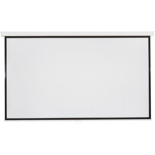 """ViewSonic PJ-SCW-1001W 48.8 x 89.4"""" Projection Screen (Matte White)"""