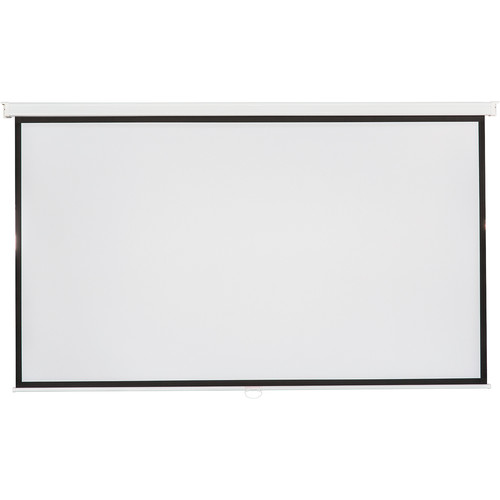"ViewSonic PJ-SCW-1001W 48.8 x 89.4"" Projection Screen (Matte White)"