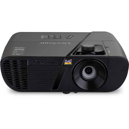ViewSonic Pro7827HD 2200-Lumen Full HD 3D DLP Projector