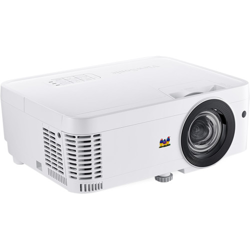 ViewSonic PS501W 3500-Lumen WXGA Short-Throw DLP Projector