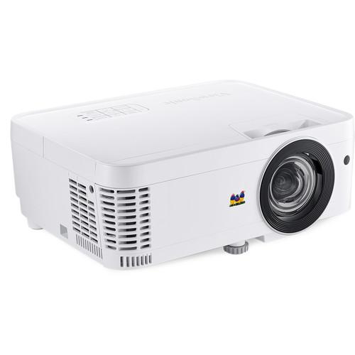 ViewSonic PS501X 3500-Lumen XGA Short-Throw DLP Projector